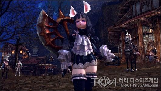 $GmenのTERA冒険活劇---MMORPG『TERA』オンラインゲーム.Blog-pvp 最強05