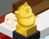 夢仙里のブログ-金運アップの彫刻
