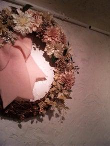 ロザブロ  ウェディングとギフトのお花とワタシ-101222_135037.jpg