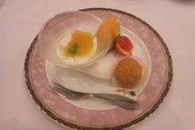 エドのおちゃめなニョッキ-デザートとフルーツの盛り合わせ
