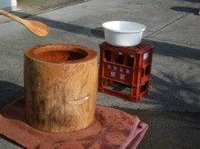 小笠原エコツアー 父島エコツアー         小笠原の旅情報と小笠原の自然を紹介します-餅つき