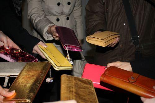 ★みさきのゑ【占いは幸せになるためのツール】HAPPYになるブログ-お財布の結集