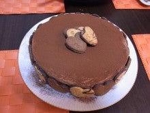 神戸のカラーリスト スタイリスト  トータル素敵プロデューサー☆みつこのブログ-チョコレートケーキ