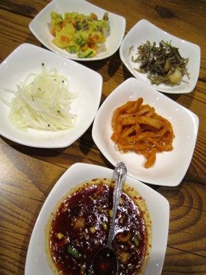 韓国料理サランヘヨ♪ I Love Korean Food-アレンモク