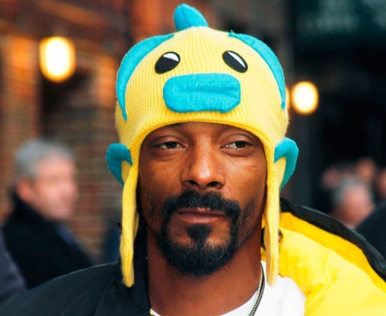 No music no for Snoop dogg fish hat