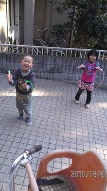 格闘親子と、のほほん母-101226_1121~01.jpg