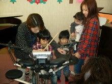 ピアノショップ沼津イベントレポート-ドラム体験