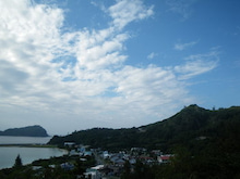 小笠原エコツアー 父島エコツアー         小笠原の旅情報と小笠原の自然を紹介します-神社