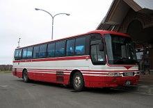 宗谷バス 路線バス 三菱エアロバス スタンダードデッカ