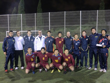 $欧州サッカークラブとの仕事を語るブログ-ジョアンビラ1
