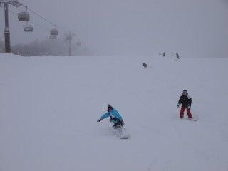 池の平温泉スキー場ゲレンデレポート-10122903