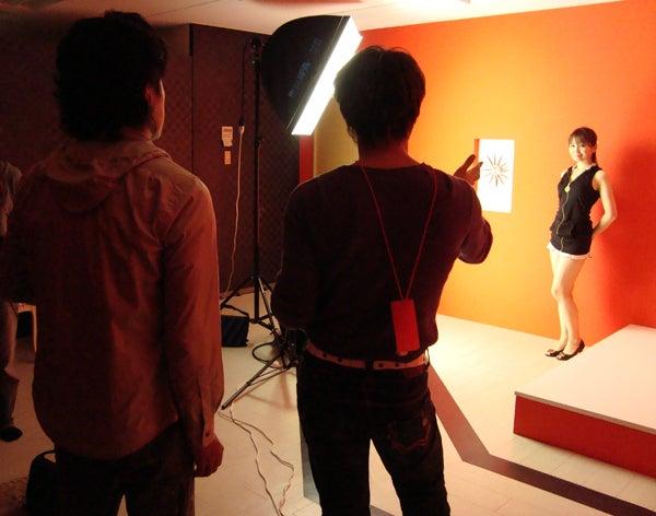 [m-Gra Photo School] ポートレート撮影教室