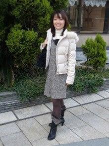 神戸のカラーリスト スタイリスト  トータル素敵プロデューサー☆みつこのブログ-今日のスタイル101230