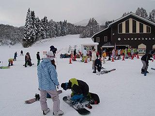 $池の平温泉スキー場ゲレンデレポート-10123101