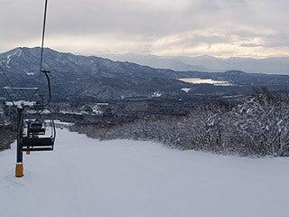 $池の平温泉スキー場ゲレンデレポート-10123102