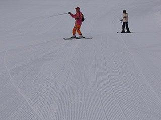 $池の平温泉スキー場ゲレンデレポート-10123103