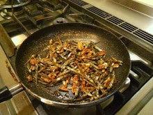 伯母直美  野菜の収穫体験ができる料理教室 暮らしのRecipe-田作り2