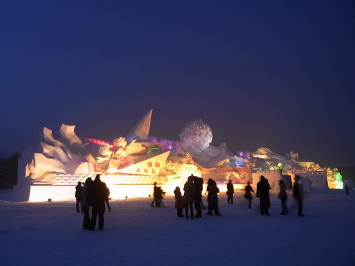 中国大連生活・観光旅行通信**-ハルピン 哈爾濱