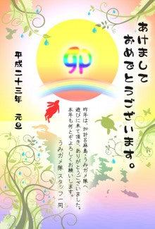 $奄美大島(加計呂麻島)~うみがめ隊のブログ~-Happy New Year !!