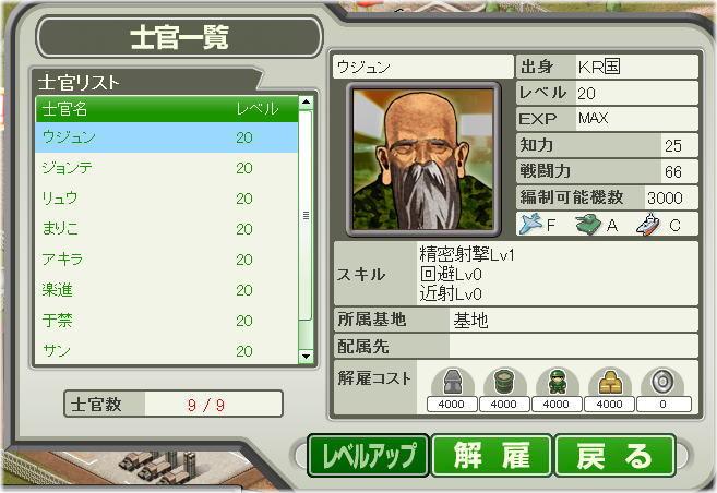 征夷大将軍のブログ-仕官