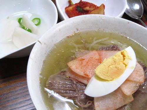韓国料理サランヘヨ♪ I Love Korean Food-冷麺