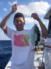 沖縄から遊漁船「アユナ丸」-釣果(H22.12.12)