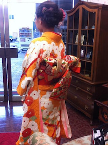 ナースで時々ヨギーニ☆小さな病院の片隅でささやかな愛を囁く☆-翔子成人式2