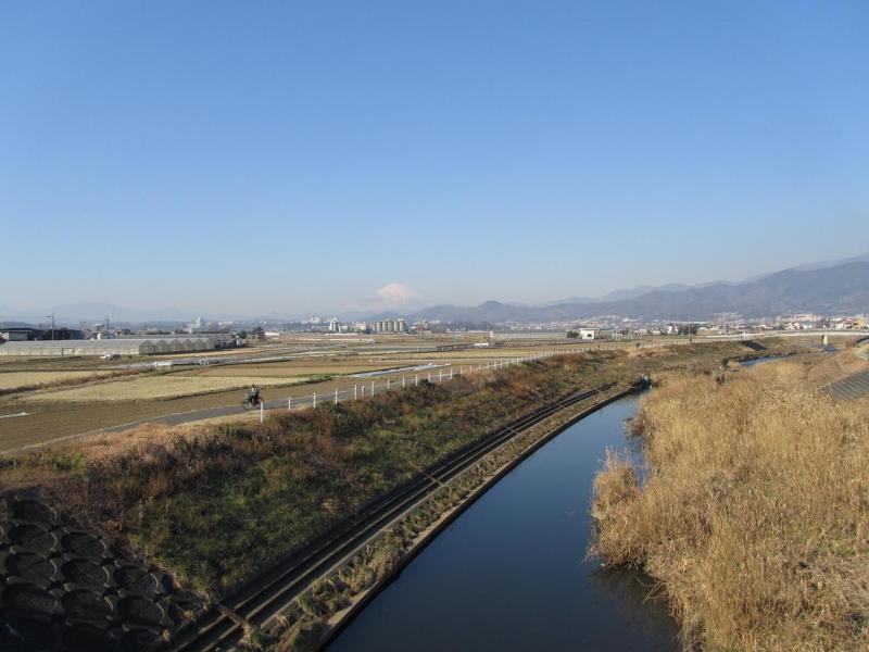 富士山 鈴川