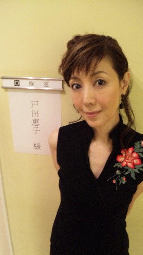 綺麗な戸田恵子