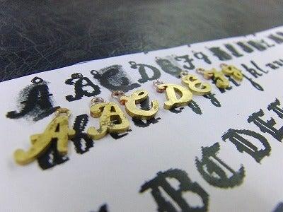 METAL  HOUSE   - about  metal fittings --オリジナルアルファベット