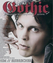 $Ville Valo Drawings -original