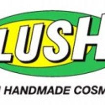 LUSHデビュー!