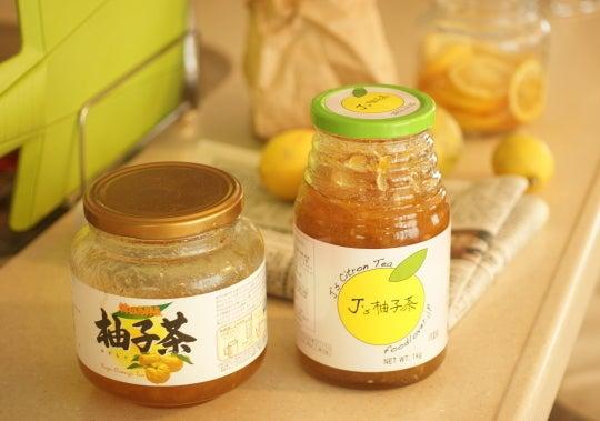韓国産 柚子茶 最安値 送料無料