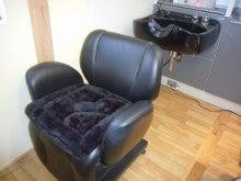 ログハウス・ビルドのブログ-シャンプー台と椅子