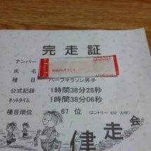 東京喜多(北)マラソ…