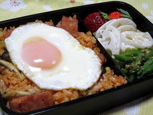 韓国料理サランヘヨ♪ I Love Korean Food-コチュジャンチャーハン