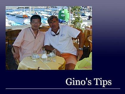【彼女の恋した南イタリア】 ~ diario-Ginos Tips