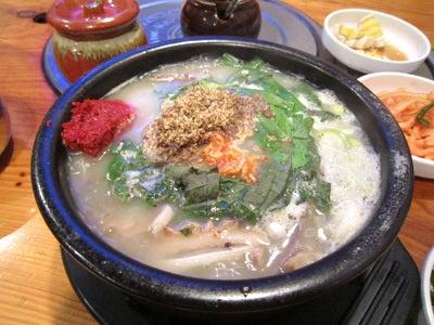 韓国料理サランヘヨ♪ I Love Korean Food-赤坂 ヌルンジ