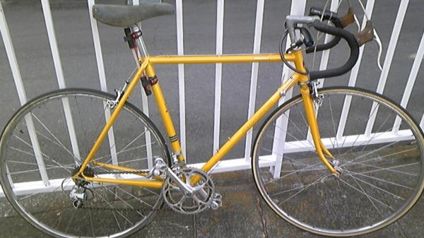 自転車の 丸石自転車 エンペラー : 幸せの黄色い自転車。|洋介の ...