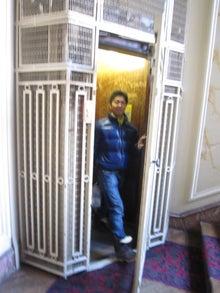 いなかっぺ大将-エレベーター
