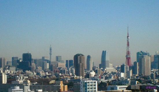 $∞最前線 通信-tokyo tower @ryuji69