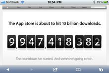 $もうひとつの場所と自分-App Storeカウントアップ