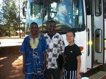 たまザンビアで走る!!!-バンド指導者