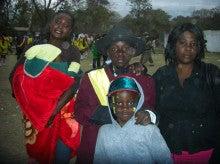 たまザンビアで走る!!!-Shepherd Family