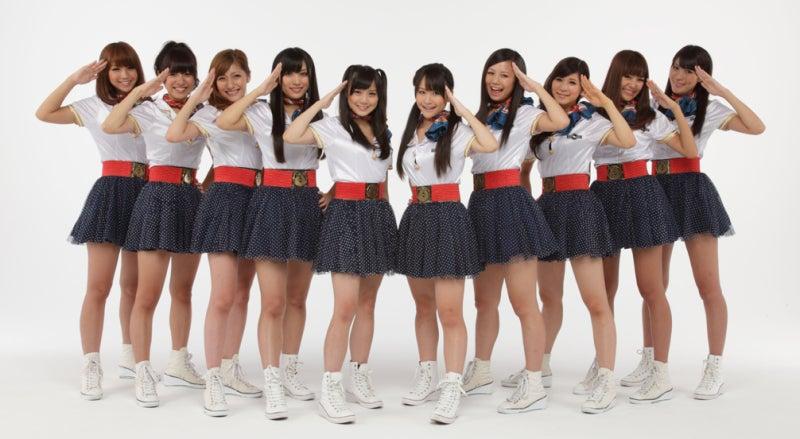 $ぱすぽ☆安斉奈緒美とAKB大島優子をアルプススタンド最上段から応援しているblog-1
