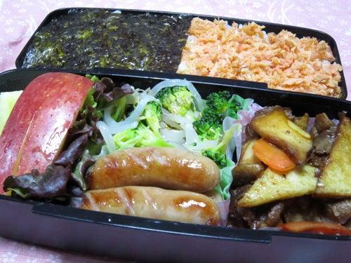 韓国料理サランヘヨ♪ I Love Korean Food-おでんと豚肉のプルコギ
