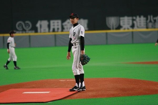 ローソン旗争奪2010札幌ドームジュニアファイナルトーナメント|小野幌ライオンズ応援ブログ
