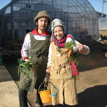 レンタル農園、農業体…