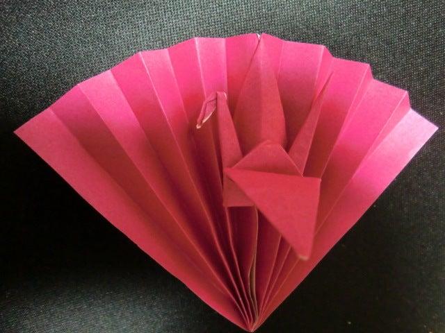 すべての折り紙 鶴の折り紙 : ♪♪ ちいさなHAPPYかさねるLIFE ...