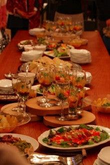 伯母直美  野菜の収穫体験ができる料理教室 暮らしのRecipe-2011フードソムリエ新年会